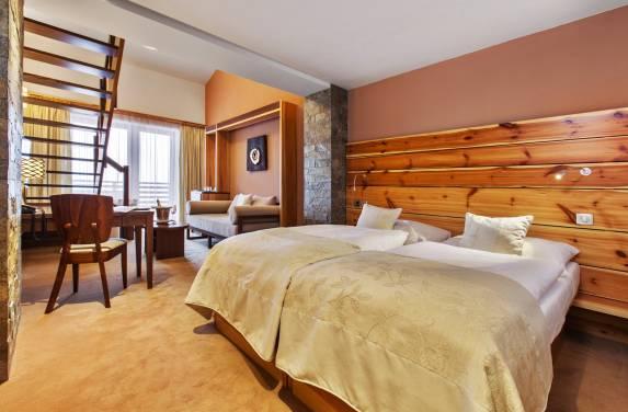 Mezonet Úsvit - Hotel PARTIZÁN