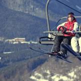 lyžovačka v Tatrách