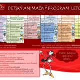 Letný animačný program Hotel Partizán