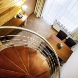 Dvojpodlažný mezonet Obzor s krbom - Hotel PARTIZÁN