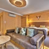 Dvojlôžková izba Junior Chopok pre rodiny s deťmi - Hotel PARTIZÁN