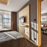 Apartmán de Luxe s dvomi prístelkami - Hotel PARTIZÁN