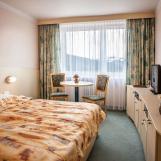 Dvojlôžková izba Economy s výhľadom na Tatry - Hotel PARTIZÁN