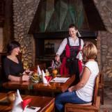Tálska Bašta reštaurácia v Nízkych Tatrách