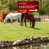 Ajax farma Hotel Partizán