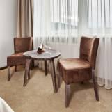 Dvojlôžková izba Panorama Classic s pamäťovými matracmi - Hotel PARTIZÁN