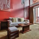 Mezonet Slnovrat s obývacou časťou - Hotel PARTIZÁN