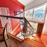 Mezonet Slnovrat s výhľadom na Nízke Tatry - Hotel PARTIZÁN