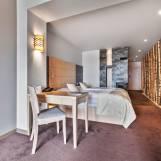 Mezonet s krbom, dvojpodlažný apartmán - Hotel PARTIZÁN