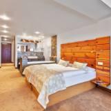 Tematická izba Junior de Luxe so štýlovým dizajnom - Hotel PARTIZÁN