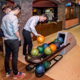 Limbus bar bowling v Hoteli Partizán****