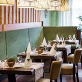 Lovecká reštaurácia s terasou