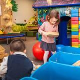Novootvorená detská herňa