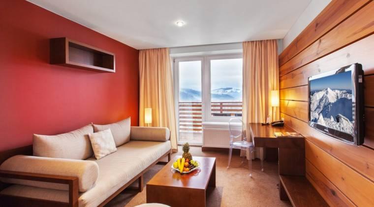 Rodinná izba Junior Panorama - Hotel PARTIZÁN