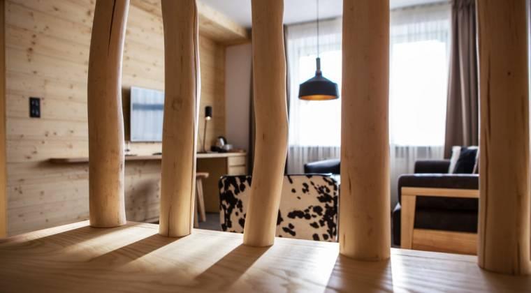 Apartmán de Luxe krása v detailoch - Hotel PARTIZÁN