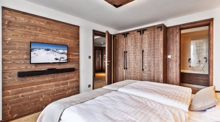 Apartmán de Luxe pre rodiny s deťmi - Hotel PARTIZÁN