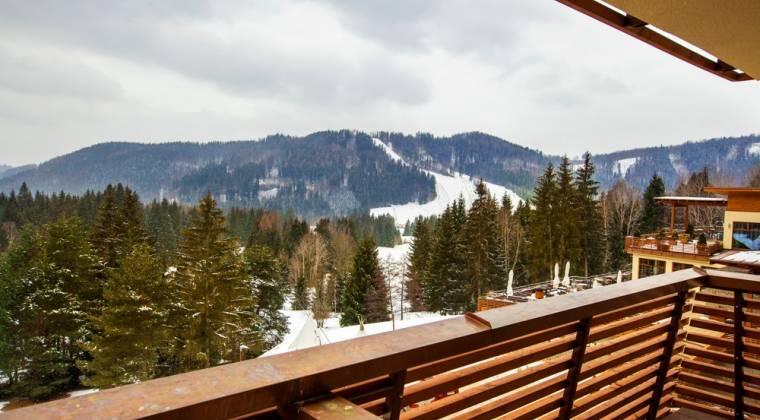 Apartmán de Luxe s výhľadom na Nízke Tatry - Hotel PARTIZÁN