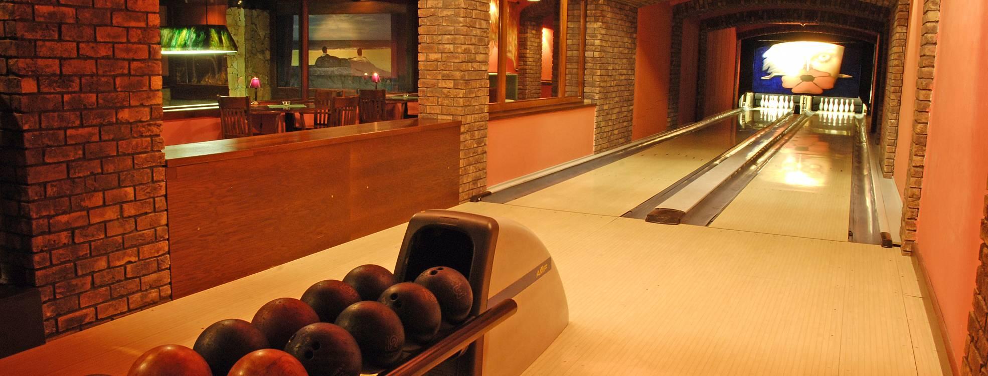Bowling Hotel Partizán Tále