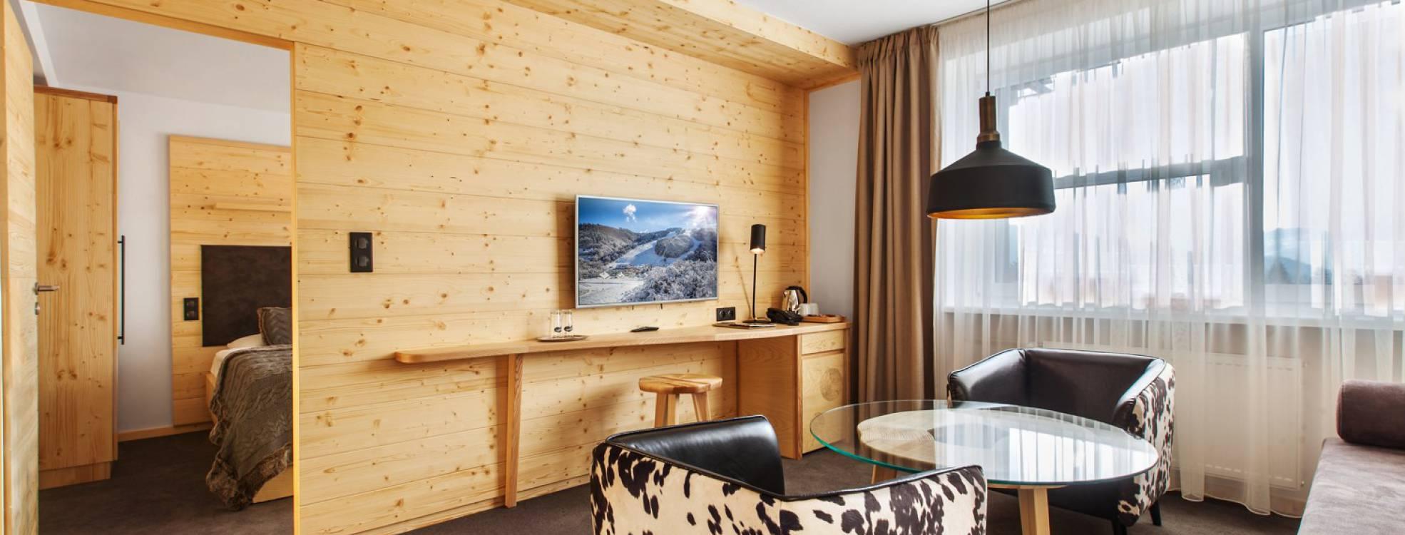 Apartmán de Luxe - Hotel PARTIZÁN