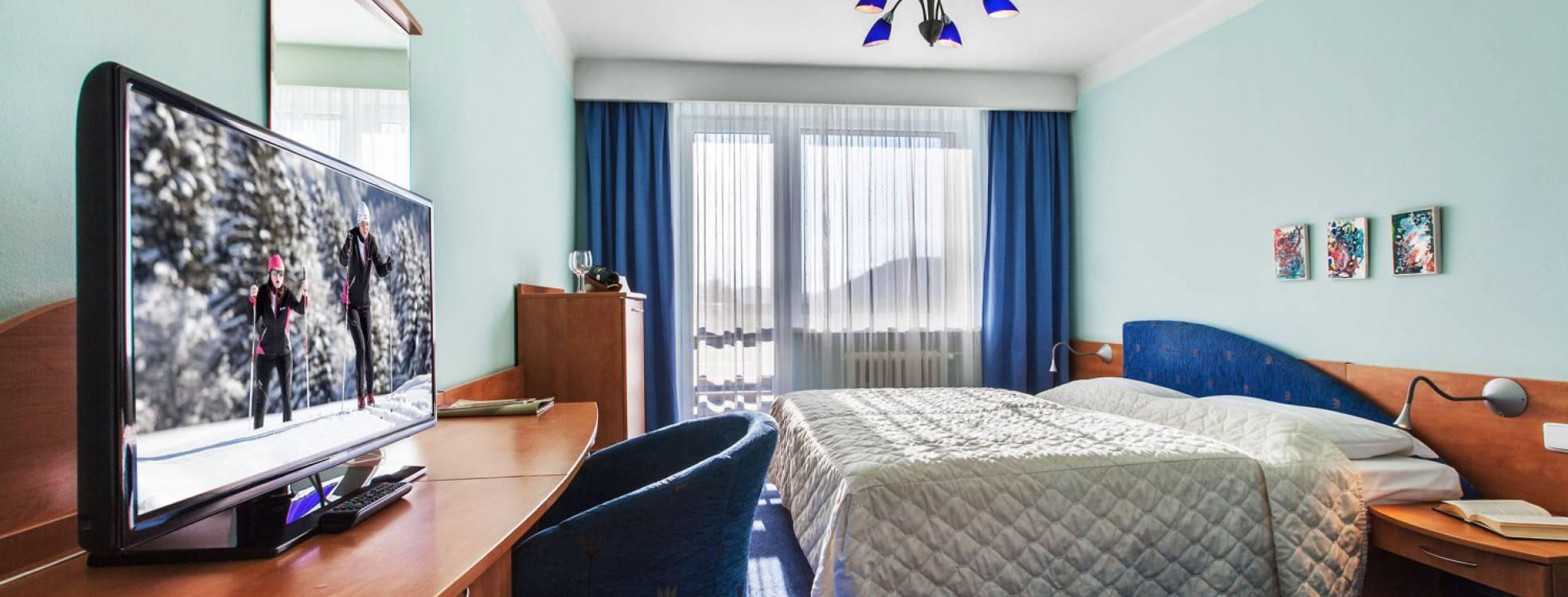 Dvojlôžková izba Economy - Hotel PARTIZÁN