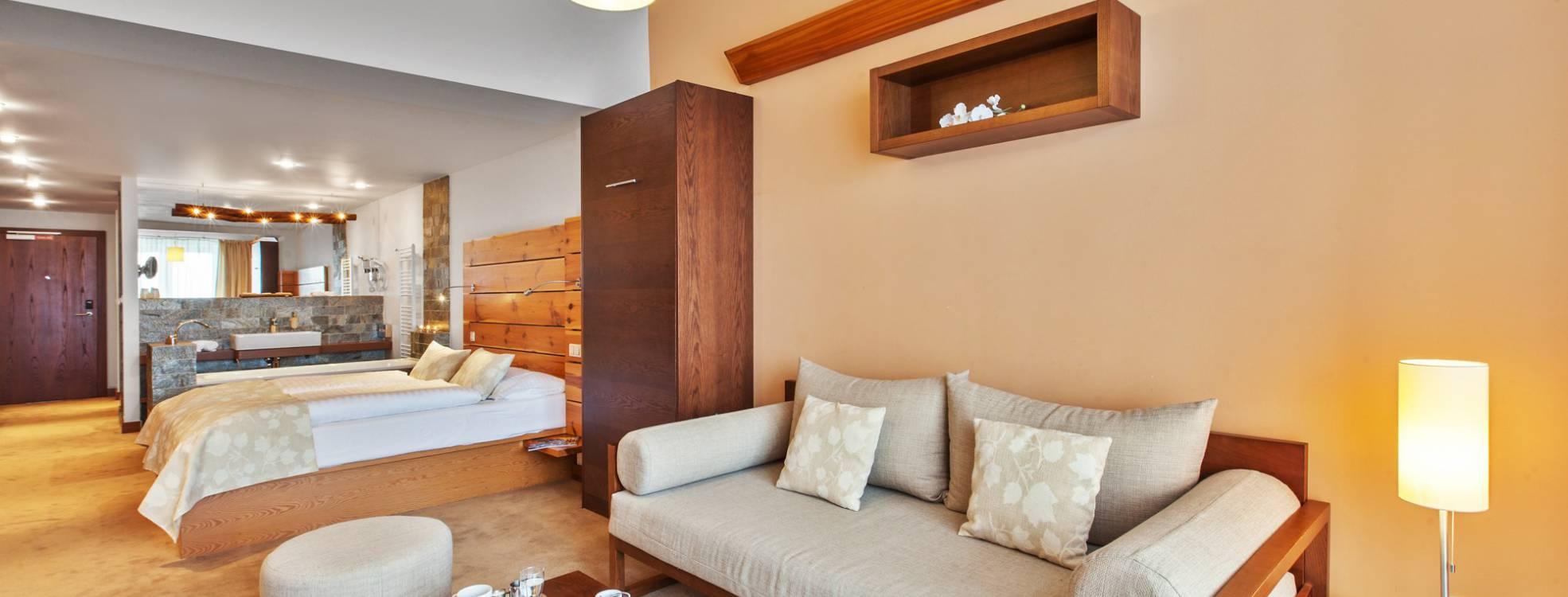Tematická izba Junior de Luxe Hotel PARTIZÁN