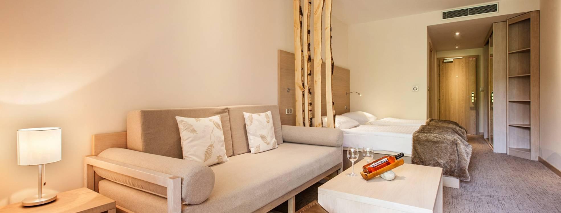 Dvojlôžková izba Junior Chopok - Hotel PARTIZÁN